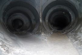 Underground-Duct-Shaft-Before