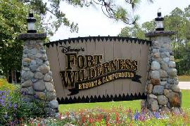Ft Wilderness Resort & Campground